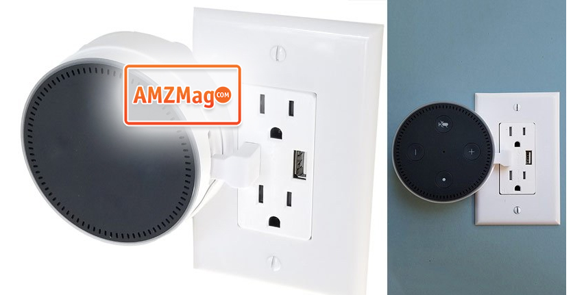 The Spot Outlet Cover Plate Is The Cleanest Way To Mount